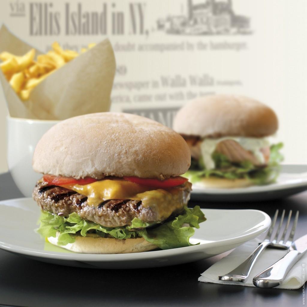 Ellis Gourmet Burger Knokke