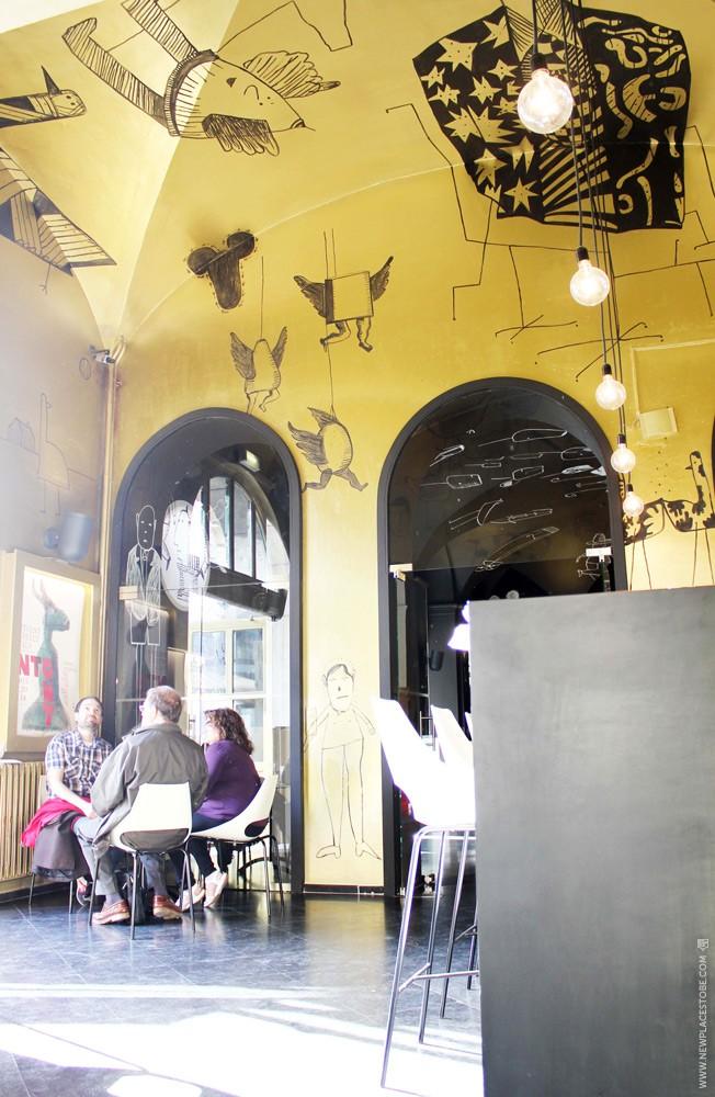 NTGent Café