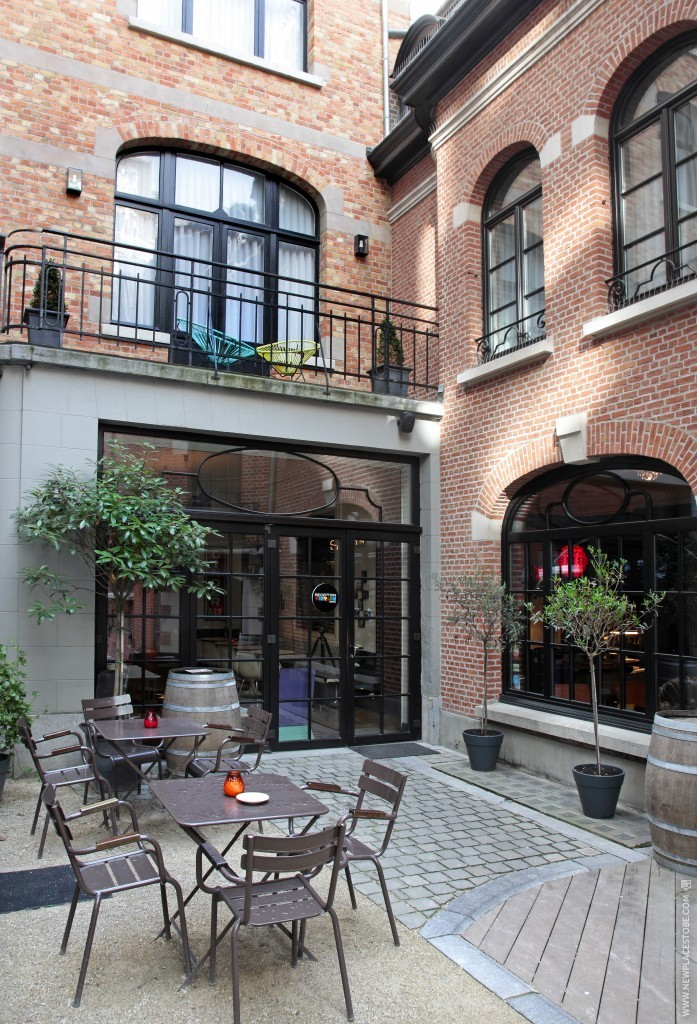 Vintage Hotel - newplacestobe