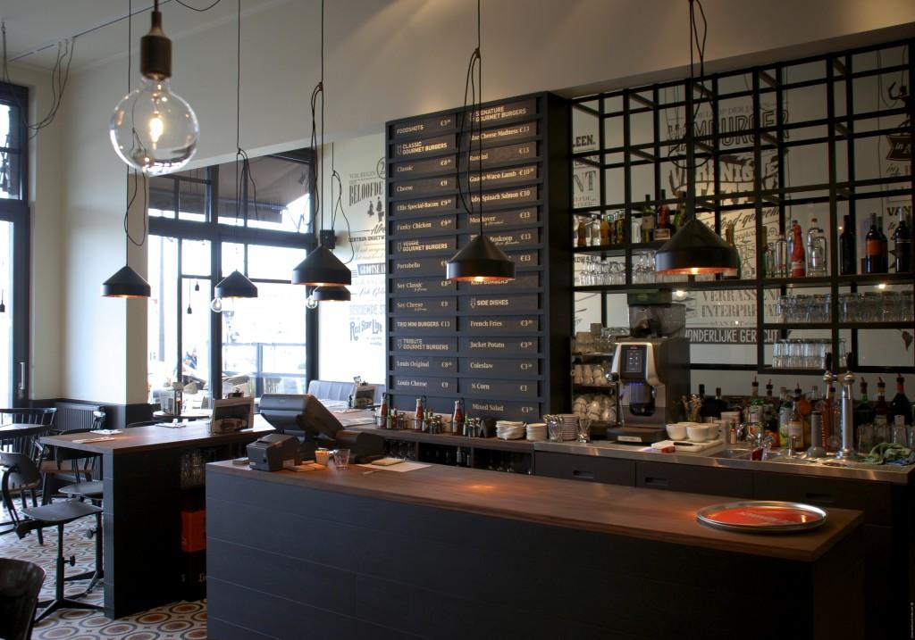 Ellis Gourmet Burger Antwerpen