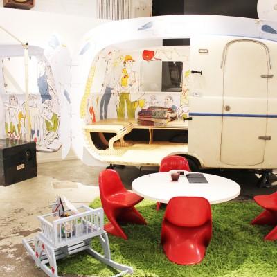 Garage à Manger - newplacestobe