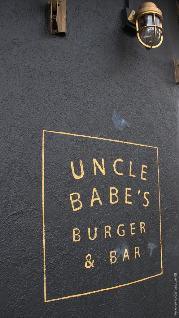 Uncle Babe's Burger Bar