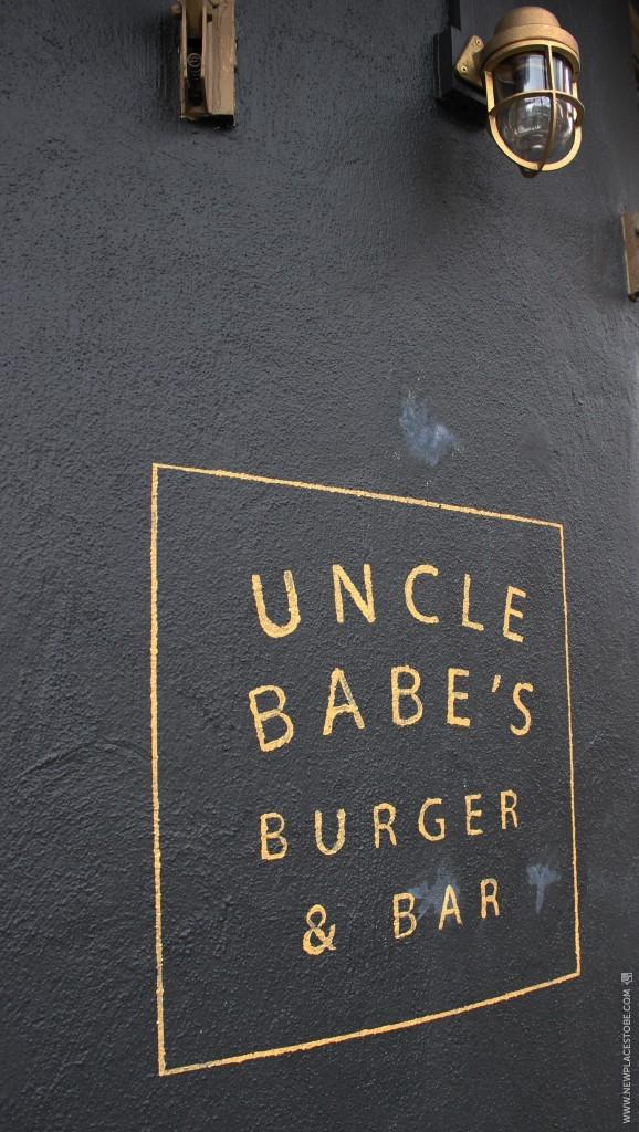 Uncle Babe's Burger Bar