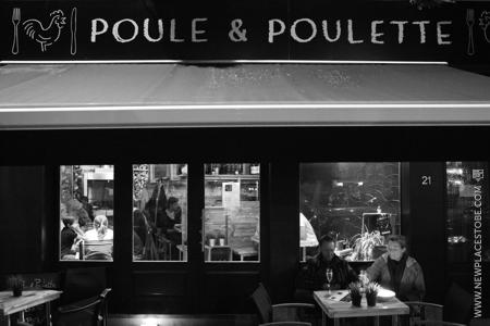 Poule et Poulette