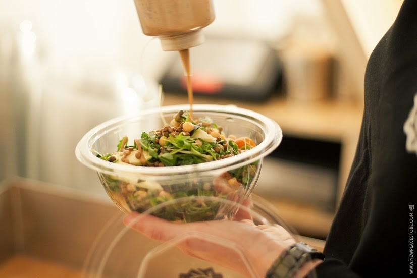 Raw Salad Company
