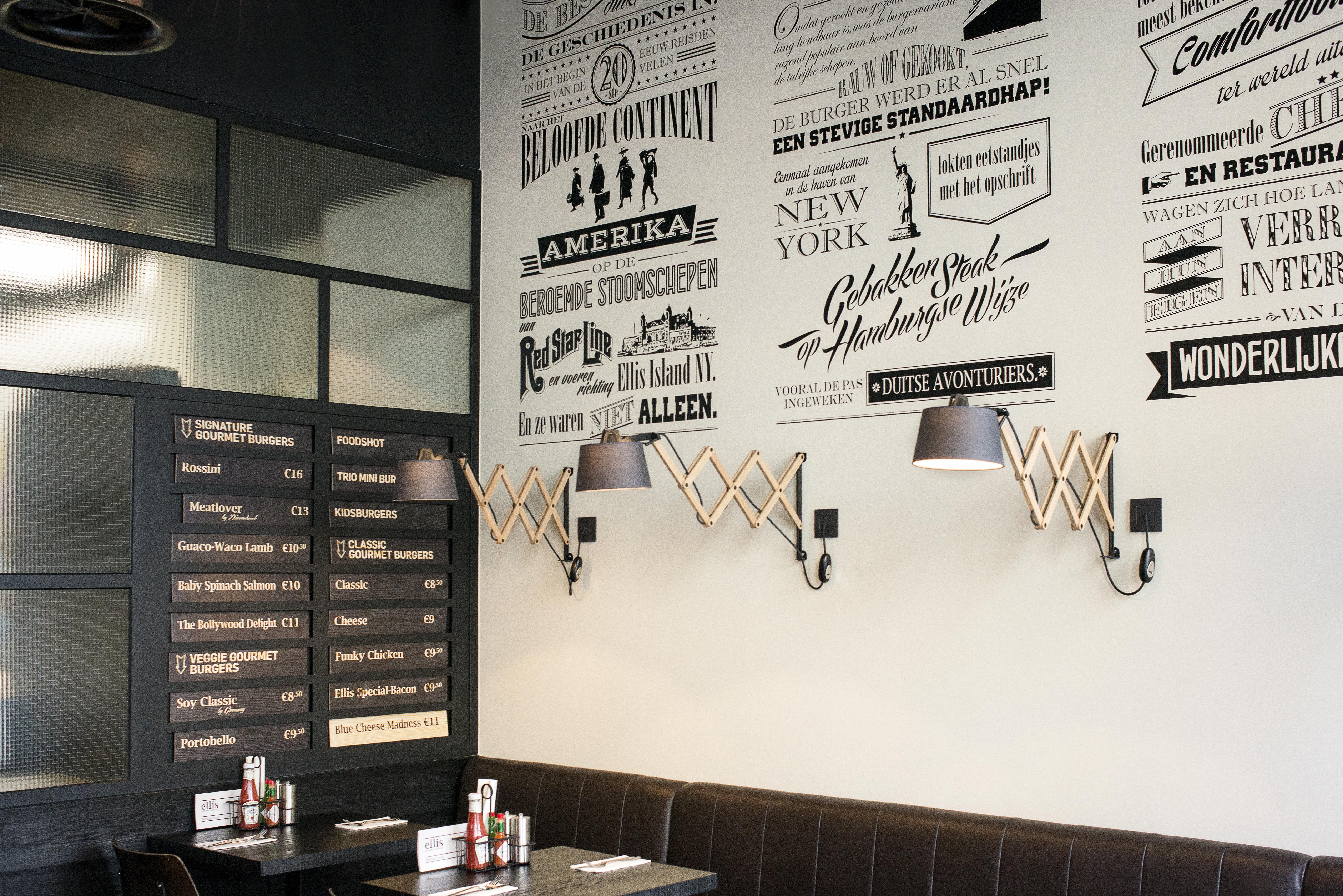Ellis Gourmet Burger Leuven