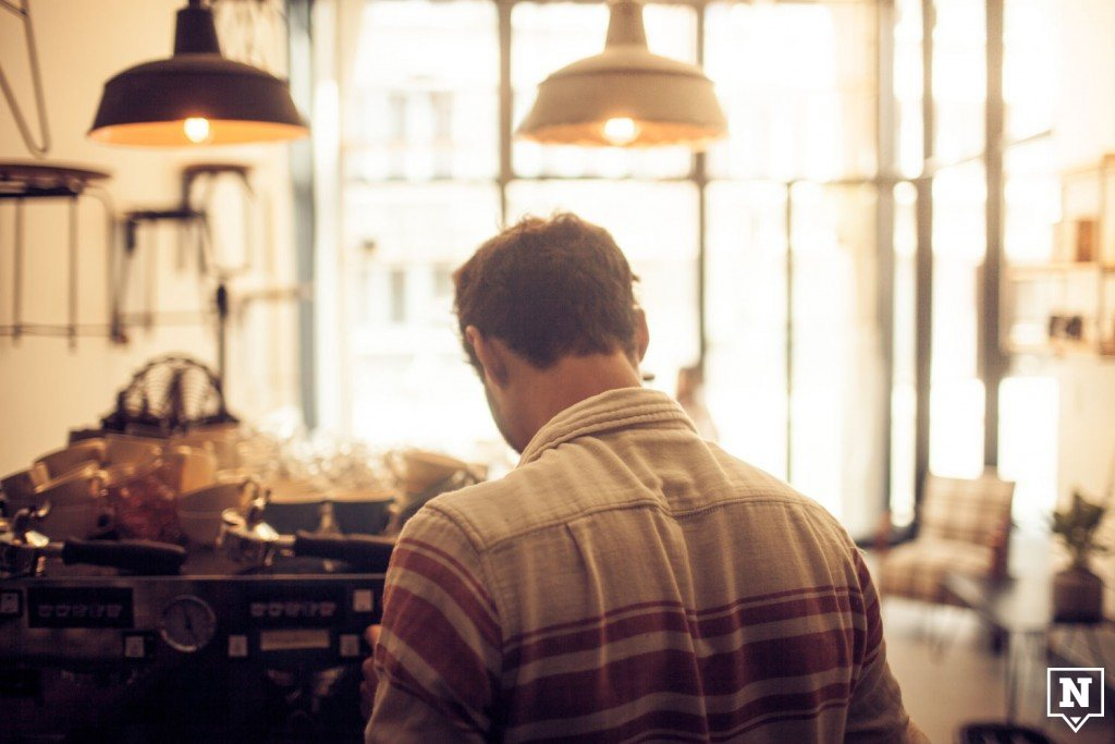 Koffie en Staal