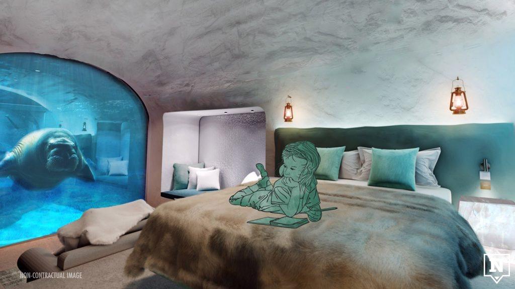 Coming soon: Pairi Daiza resort 'Land of The Cold'