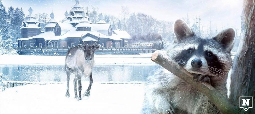 Coming soon: Pairi Daiza resort 'Land of The Cold'